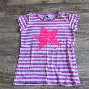 Girls crewcuts t shirt size 12